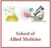 School of Allied Medicine