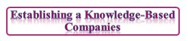 establishing a Knowledge-based companies