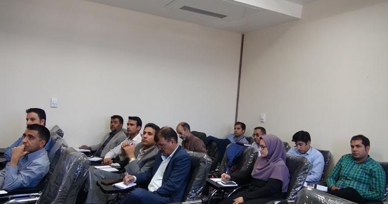برگزاري مرحله دوم كارگاه خبر نويسي در روابط عمومي