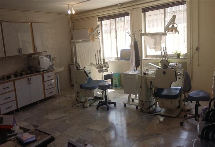نماي دندانپزشكي مراكز خدمات جامع سلامت شهري معلم